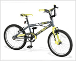 This Month's Raffle is a child's bicycle, there are also runner up prizes too.